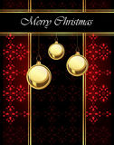 2017 Merry Christmas background. Merry Christmas background for your invitations, festive posters, greetings cards vector illustration
