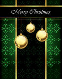 2017 Merry Christmas background. Merry Christmas background for your invitations, festive posters, greetings cards Stock Image