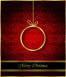 2017 Merry Christmas background. Merry Christmas background for your invitations, festive posters, greetings cards Stock Photography