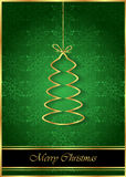 2017 Merry Christmas background. Merry Christmas background for your invitations, festive posters, greetings cards Royalty Free Stock Photos