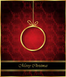 2017 Merry Christmas background. Merry Christmas background for your invitations, festive posters, greetings cards Royalty Free Stock Image