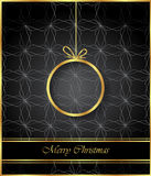 2017 Merry Christmas background. Merry Christmas background for your invitations, festive posters, greetings cards Royalty Free Stock Images