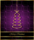 2017 Merry Christmas background. Merry Christmas background for your invitations, festive posters, greetings cards Royalty Free Stock Photo