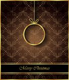 2018 Merry Christmas background. 2018 Merry Christmas background for your invitations, festive posters, greetings cards Royalty Free Stock Photo