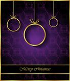 2019 Merry Christmas background. Royalty Free Stock Images