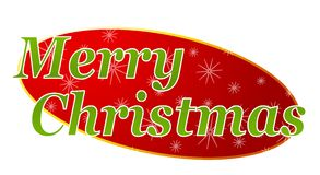 Merry Christmas Banner 2 Royalty Free Stock Images