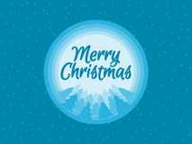 Merry Christmas. Beautiful festive background. Christmas vector Royalty Free Stock Photography