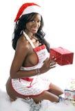 Merry Christmas Beauty Stock Photos