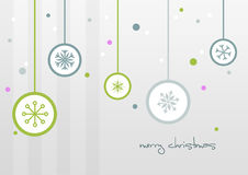 Free Merry Christmas Card Royalty Free Stock Image - 16946106