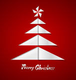 Merry Christmas card Stock Photos