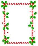 Merry Christmas ,Christmas frame design Royalty Free Stock Photos