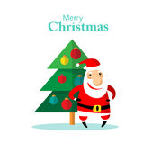 Merry christmas-08 Royalty Free Stock Image