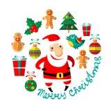 Merry christmas-22 Stock Photo