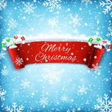 Merry Christmas celebration background Royalty Free Stock Images