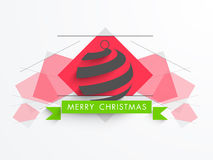 Merry Christmas celebration concept. Royalty Free Stock Photos
