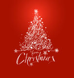 Merry Christmas! Christmas Background  Stock Photos