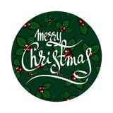 Merry christmas-15 Royalty Free Stock Photos