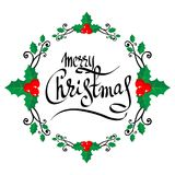 Merry christmas-13 Royalty Free Stock Images