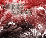 Merry christmas concept background Royalty Free Stock Photos