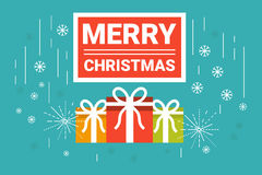Merry Christmas Concept Royalty Free Stock Image