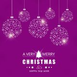 Merry Christmas creative design with pink background vector. This Vector EPS 10 illustration is best for print media, web design, application design user vector illustration