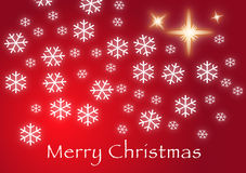 Merry Christmas Creeting Card Stock Images
