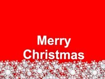 Merry Christmas. Royalty Free Stock Images