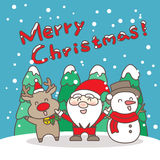 Merry christmas day Royalty Free Stock Image