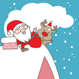 Merry christmas day Royalty Free Stock Photo
