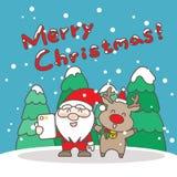 Merry christmas day Royalty Free Stock Photos