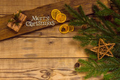 Merry Christmas dear Royalty Free Stock Images