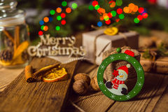 Merry Christmas dear Royalty Free Stock Image
