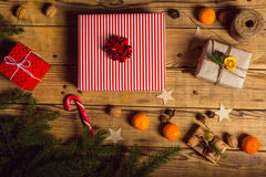 Merry Christmas dear Royalty Free Stock Photography