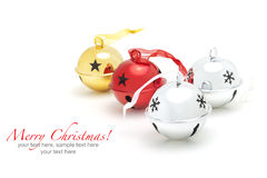 Merry Christmas decoration background Stock Photos