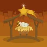 Merry Christmas design Stock Image