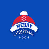 Merry Christmas,  design element Royalty Free Stock Photography