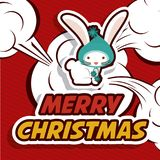 Merry christmas design. Vector illustration eps10 graphic vector illustration