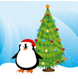 Merry christmas design Stock Photo