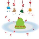 Merry Christmas26 Stock Image
