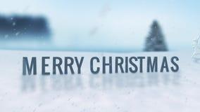 Merry Christmas Drop Santa Sled