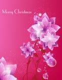 Merry Christmas Elegant Background Royalty Free Stock Photos