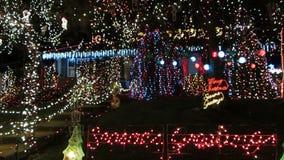 Merry Christmas-Feliz Navidad stock video footage