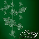 Merry Christmas! Royalty Free Stock Photography