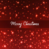 Merry christmas german Royalty Free Stock Photos