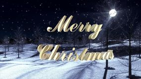 Merry Christmas in German Language - Videosequence. Merry Christmas in German Language - 11 Seconds Videosequence for Remix stock video footage