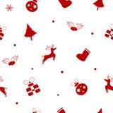 Merry Christmas, gift, winter season holiday, happy new year, se vector illustration