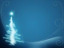 Merry christmas greeting card. Stock Image