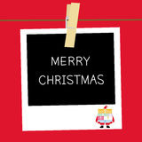 Merry Christmas10 Royalty Free Stock Photography