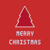 Merry Christmas greeting card11 Stock Photo