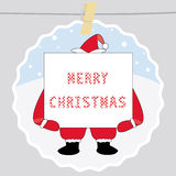 Merry Christmas greeting card14 Stock Photos